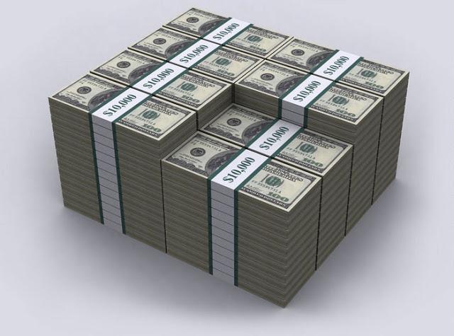 milion debt usa