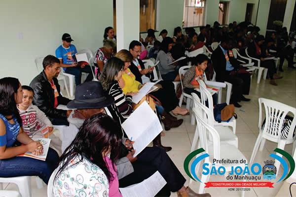 Luzilândia realiza sua IX Conferência Municipal de Assistência Social